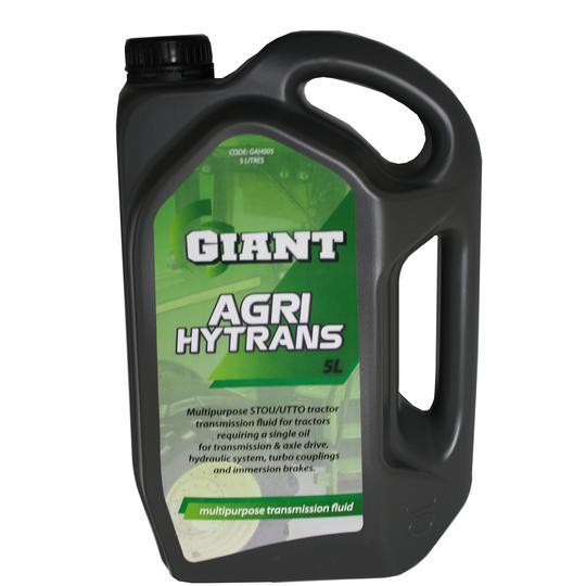 GIANT OIL AGRI HYTRANS 10W20 5L