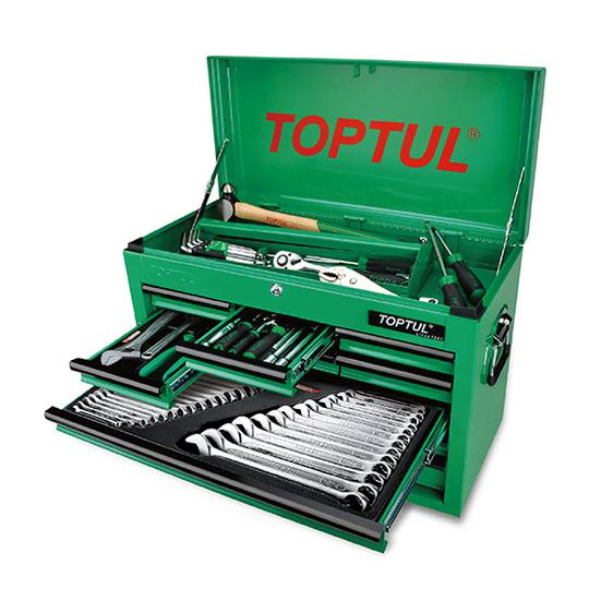 TOOL KIT 186pc TOOL KIT TOPTUL