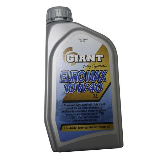 GIANT OIL EUROMAX 1L