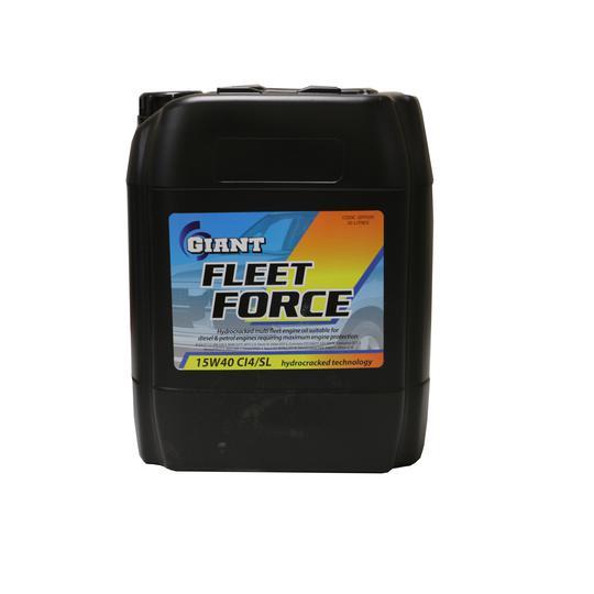 GIANT OIL FLEET FORCE 20L