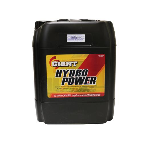 GIANT OIL HYDROPOWER 20L