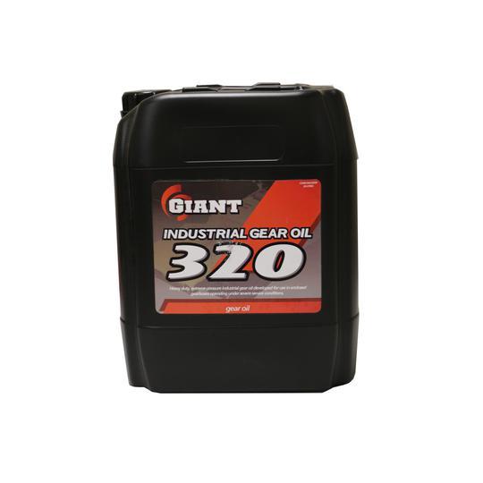 GIANT OIL INDUSTRIAL GEAR 320 20L
