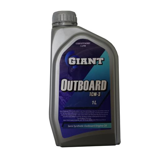 GIANT OIL OUTBOARD TCW3 1L