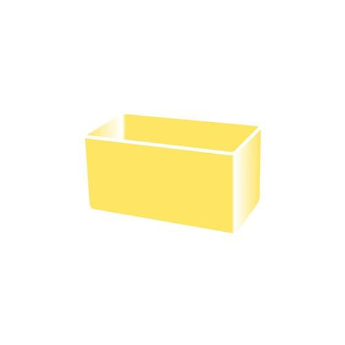 PARTS STORAGE BOX INSERTS YELLOW KINCROME