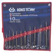 PUNCH SET 10pc 3-8mm KING TONY
