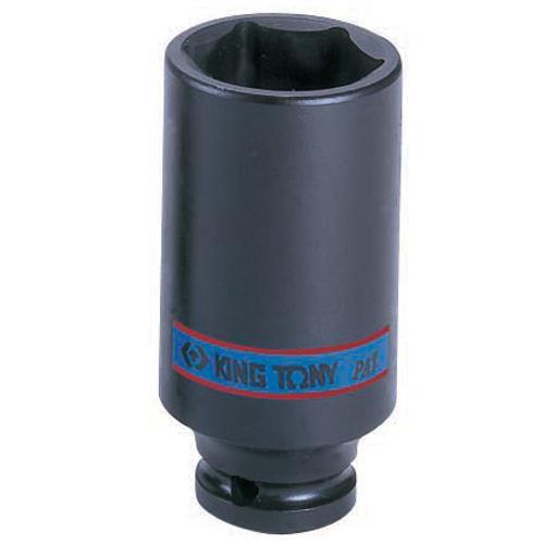 SOCKET DEEP IMPACT THIN 1/2 x 27mm KTONY