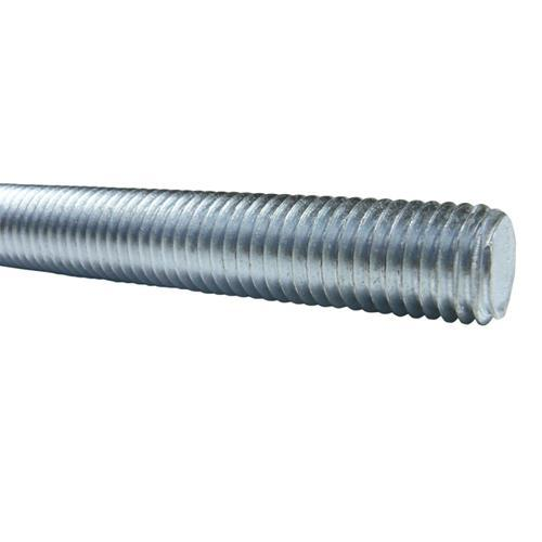 THREADED ROD M12 ZINC LEFT HAND