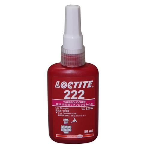 LOCTITE 222 50ml LOW THREADLOCKING