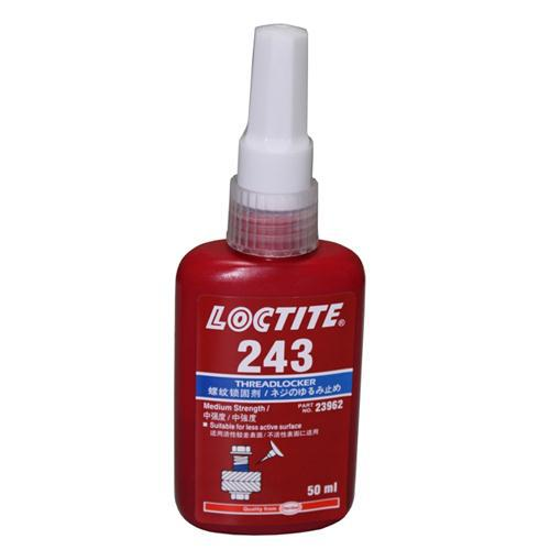 LOCTITE 243 50ml MED STRENGTH NUT LOCK