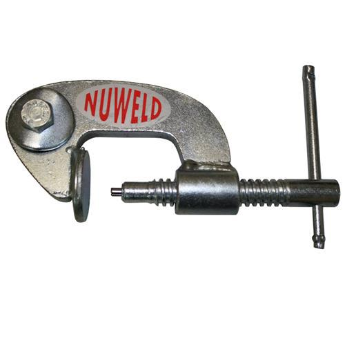WELDING EARTH CLAMP NUWELD G STYLE