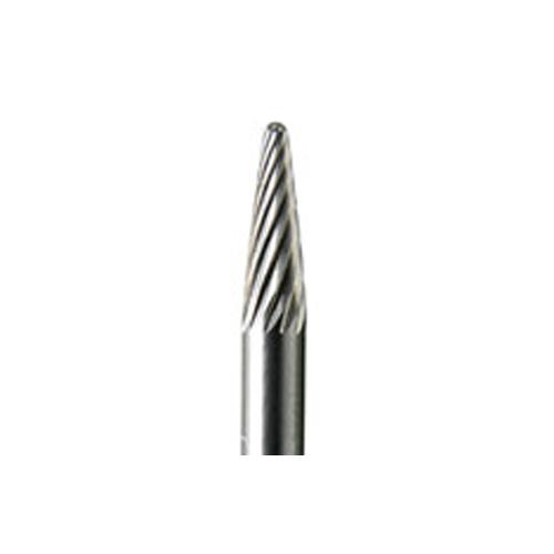 PG MINI 3mm CONE 3mm SHAFT TUNGSTEN