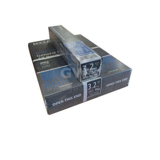 ELECTRODE 6013 2.5mm 2kg GP