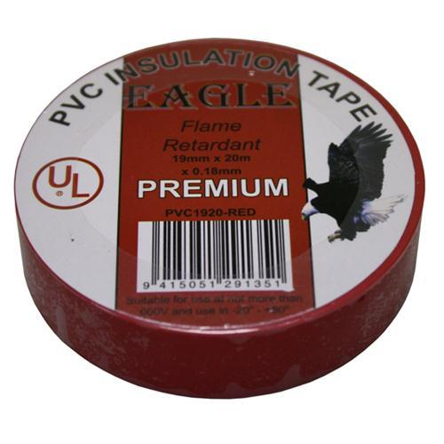 INSULATION TAPE 19mm RED EAGLE