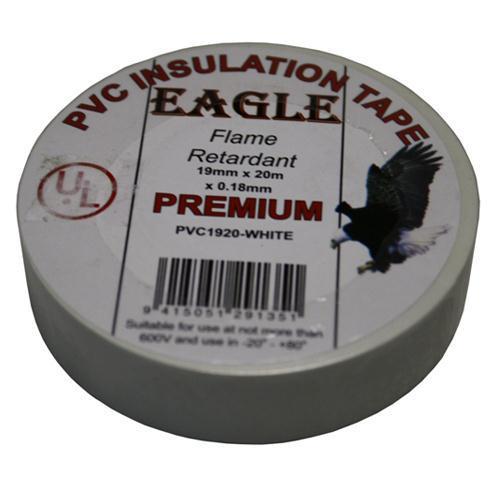 INSULATION TAPE 19mm WHITE EAGLE