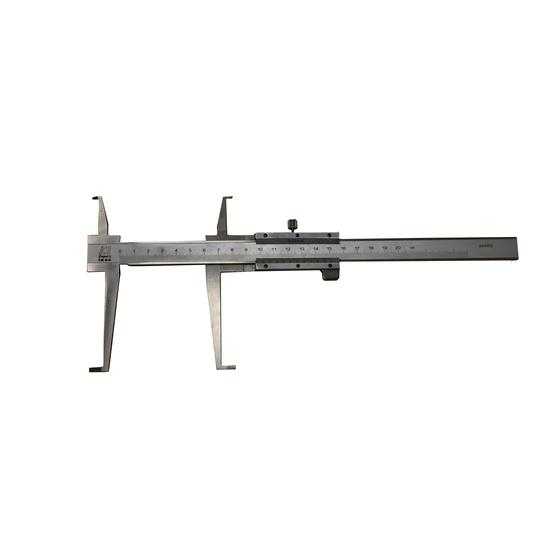 VERNIER 200mm INTERNAL GROOVE TYPE S/STEEL RADIUS