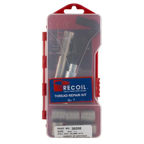 RECOIL REPAIR KIT M20 x 1.5