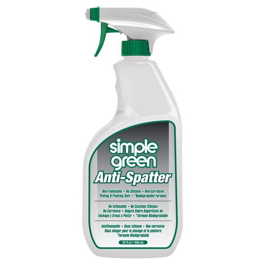Anti-Spatter 946ml S-Green Trigger