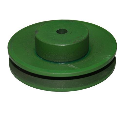 "4"" SINGLE B SECTION CAST PULLEY"