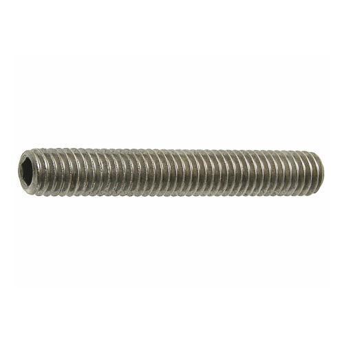 GRUB SCREW M8 x 10 304 STAINLESS STEEL
