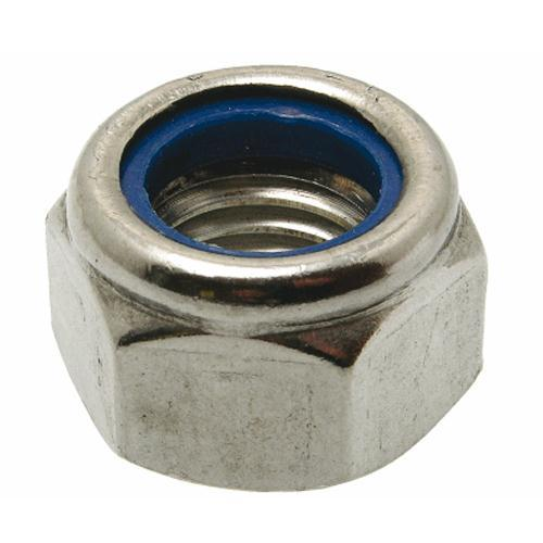 "NYLOC NUT 3/8"" UNF 304 STAINLESS STEEL"