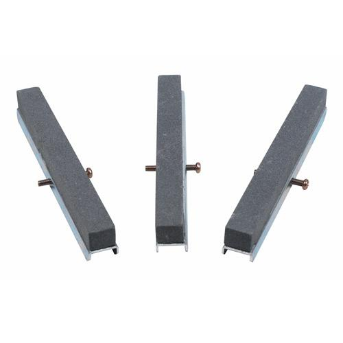 HONE STONE SET 100mm MEDIUM 3pc AMPRO