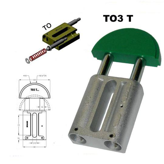 TENSIONER LINEAR RD 16B-1. 300-650n
