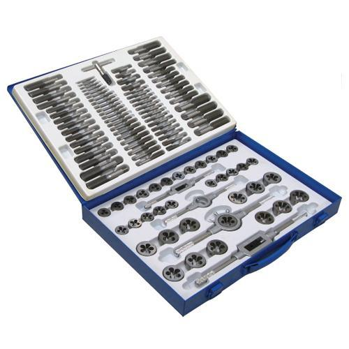 TAP & DIE SET COMBINATION 110pc TQ