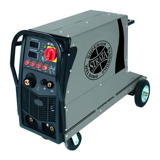 WELDER MIG 250amp MIG/ARC STRATA