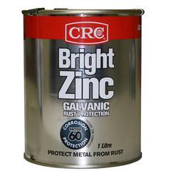 ZINC BRIGHT 1 LITRE CRC