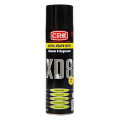 CRC DEGREASER XD8 CLEANER 400gm