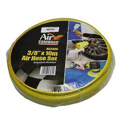 AIR HOSE RUBBER 3/8 x 10Mt