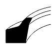 FLEXIBLE WIPER .625 x .937 x .208 ALWS