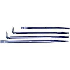 PRY BAR ROLLING HEAD SET 4pc