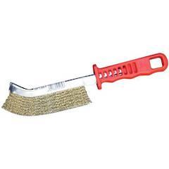 BRUSH WIRE HAND 255 x 16mm STEEL JAZ