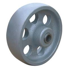 WHEEL 100mm CAST IRON