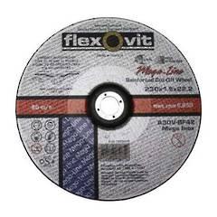 DISC C/O 230 x 1.9 D/CENTRE FLEXOVIT INO