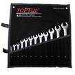 WRENCH R&OE SET 6-22mm 12pc METRIC TOPTU