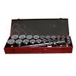 SOCKET SET 3/4 12pt COMBI 27pc ALLTRADE