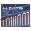 WRENCH R&OE SET 10-32mm 14pc KING TONY