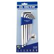 HEX KEY SET LONG 7pc BALL PT IMPERIAL KI