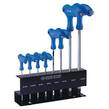 HEX WRENCH SET 8pc L-TYPE BALL KING TONY