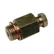 LUBE STRAIGHT CONNECTOR 6-M8 x 1