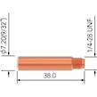 WELDING MIG TIP H/D 1.2mm TWECO 2+4 5pk