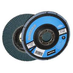 FLAP DISC 115 x 22 Z60G NORTON