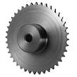 3/8 x 12T P/BORE SPROCKET