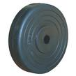 WHEEL 150mm SOLID RUBBER