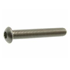BUTTONHEAD SOCKET SCREW M5 x 12 316 STAI