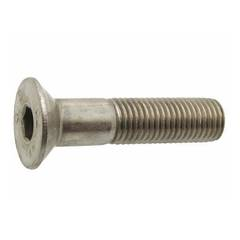 CAP SCREW M5 x 12 316 CSK STAINLESS STEE
