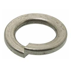 SPRING WASHER 1/4 304 STAINLESS STEEL