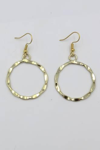 Millie Loop Earrings Gold